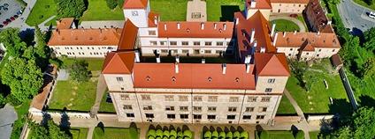 Bučovický zámek Foto: Zemanst Wikimedia Commons