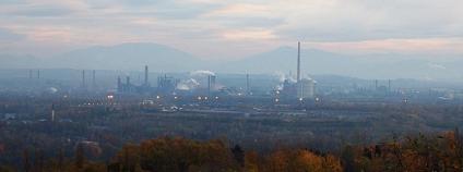 Plíce Ostravy, Arcelor Mittal
