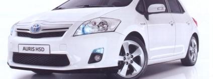 Reklama na Toyotu Auris