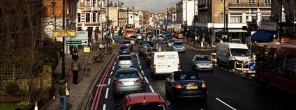 Silnice A205 v Londýně Foto: Chris Guy Flickr.com