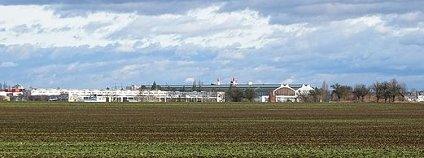 Letiště Vodochody Foto: cs:Šjů / Wikimedia Commons