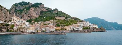 Amalfi v Itálii Foto: Kārlis Dambrāns Flickr.com