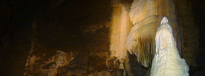 Amatérská jeskyně Foto: xkomczax Wikimedia Commons