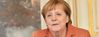 Angela Merkelová Foto: European People's Party Flickr