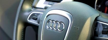 Výrobce luxusních vozů Audi je divizí evropské automobilové skupiny Volkswagen Foto: webandi Pixabay