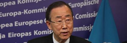 Generální tajemník OSN Ban Ki-Mun. Foto: Jan Stejskal/Ekolist.cz