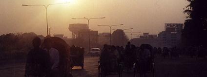 Bangladéš Foto: tomux Flickr