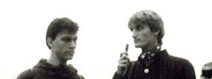 Blokáda Temelína v říjnu 1995 - Beránek, Patočka