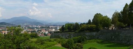 Bergamo v Itálii Foto: charis337 Flickr