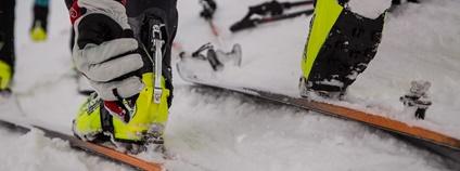 Běžky Foto: Coppa delle Dolomiti Flickr