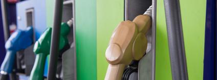Čerpací stanice Foto: Ratchapoln / Shutterstock.com