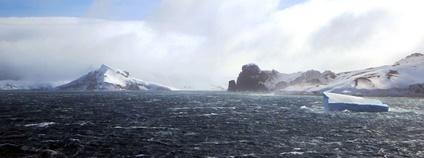 Jižní Shetlandy Foto: David Stanley Flickr.com