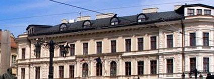 Sídlo Ministerstva životního prostředí SR v Bratislavě Foto: Jozef Kotulič Slovakia Wikimedia Commons