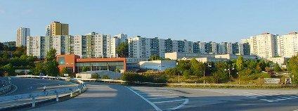 Brno - Nový Lískovec Foto: Kirk Wikimedia Commons
