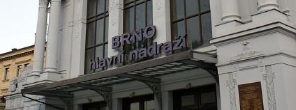 Brno hlavní nádraží Foto: Hans Dinkelberg / Flickr