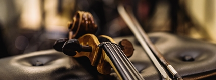Violoncello Foto: Maksym Kaharlytskyi Unsplash