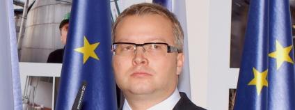 Tomáš Chalupa, nový ministr životního prostředí. Foto: Martin Singr/Ekolist.cz