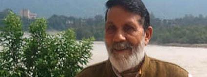 Chandi Prasad Bhatt - indický ochránce životního prostředí Foto: Tikeswar1111 / Wikimedia Commons