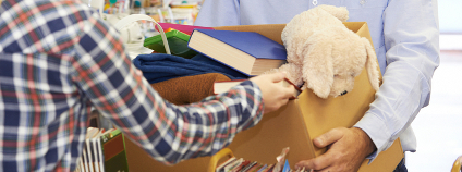 Charitativní obchůdek Foto: Speedkingz Shutterstock