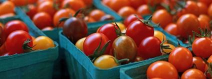 Cherry rajčata Foto: Ian Sane Flickr.com