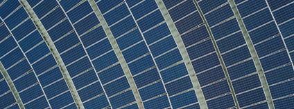 Solární panely Foto: chuttersnap Unsplash
