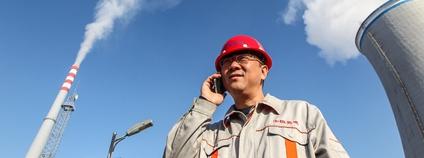 Čínský průmysl Foto: Asian Development Bank Flickr
