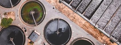 Čistírna odpadních vod Foto: Ivan Bandura Unsplash