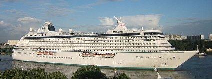 Loď Crystal Serenity Foto: bert76 / Wikimedia Commons