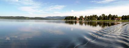 Lipenská přehrada Foto: pxhere