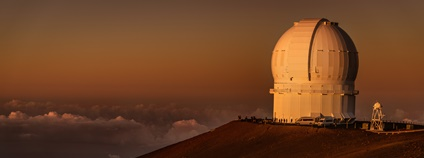 Observatoř na havajské sopce Mauna Kea Foto: Daniel Gregoire / unsplash.com