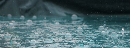 déšť Foto: Inge Maria unsplash.com