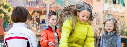 Děti na hřišti Foto: Iakov Filimonov / Shutterstock.com