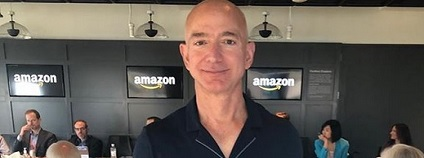 foto: Jeff Bezos / Instagram