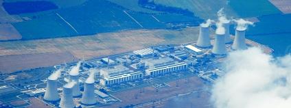 Jaderná elektrárna Dukovany Foto: Wald1siedel Wikimeda Commons