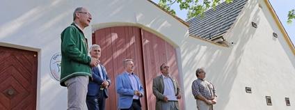 Slavnostní otevření Domu přírody v CHKO Žďárské vrchy Foto: AOPK