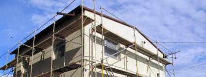 Rekonstrukce domu Foto: DyziO Shutterstock