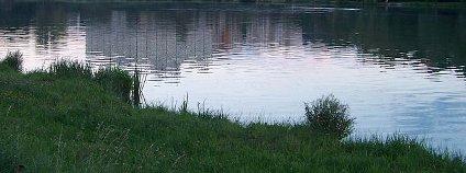 Vodní nádrž Foto: ŠJů Wikimedia Commons