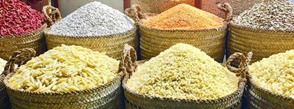 Trh s kořením v Egyptě Foto: cattan2011 Flickr