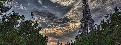 Eiffelova věž. Foto: Stuck in Customs/Flickr