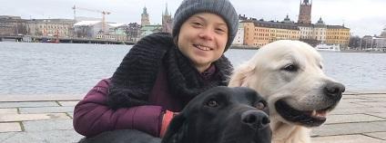 foto: Greta Thunberg / twitter.com