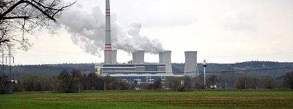 Elektrárna Chvaletice Foto: Janos Korom Dr. Flickr.com