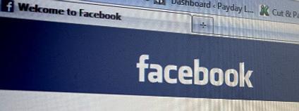 Facebook - zlý pán, ale dobrý sluha.  Foto: MoneyBlogNewz / Flickr.com