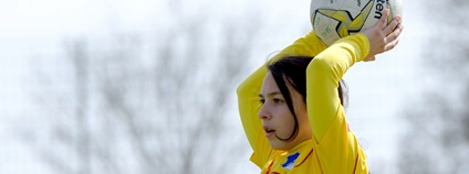 Fotbalistka Foto: Markus Friedel Flickr