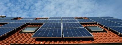 Solární elektrárna Foto: Media:list