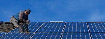 fotovoltaika Foto: Jon Callas Flickr