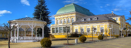 Františkovy Lázně Foto: Richard Huber Wikimedia Commons