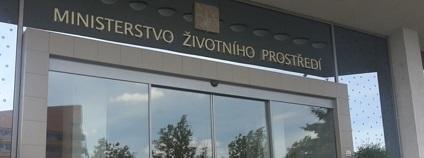 Budova ministerstva životního prostředí v Praze Foto: MŽP