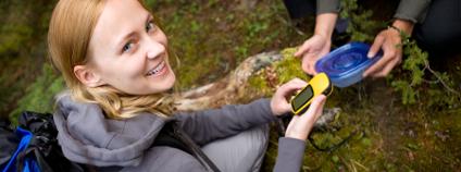 Geochaching Foto: Tyler Olson / Shutterstock.com