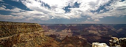 Grand Canyon v době