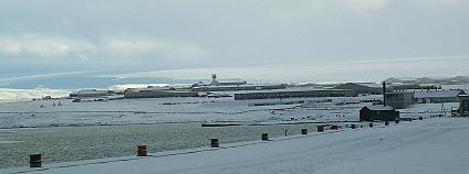 Grónsko Foto: USACE NY Flickr